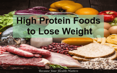 4 High Protein Foods Backed by Success Stories 2021