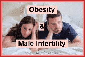 11 Secrets Revealed Why Obesity is Blamed for Male Infertility?