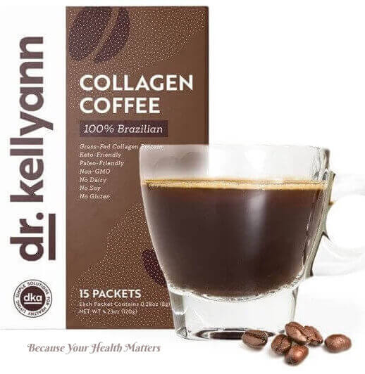 Box Image of Collagen Coffee