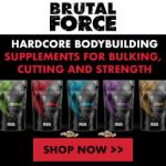 Brutal Force Review: 5 Best Legal Bodybuilding Supplements