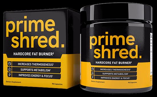 Best Fat Burner for A Shredded Body = PrimeShred
