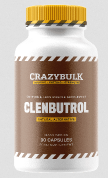 Best Fat Burner for Cutting Cycle = Clenbutrol