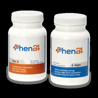 Best Metabolism Booster Fat Burner = PHEN24 Review 2021