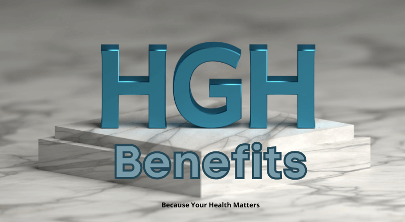 Benefits of Human Growth Hormone