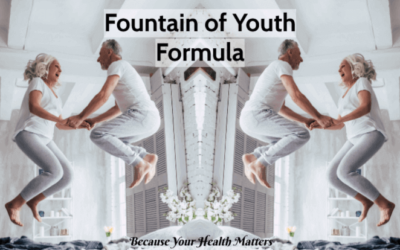 """Fountain of Youth"" Formula: Want to Be Young Again? Embrace it in 2021"