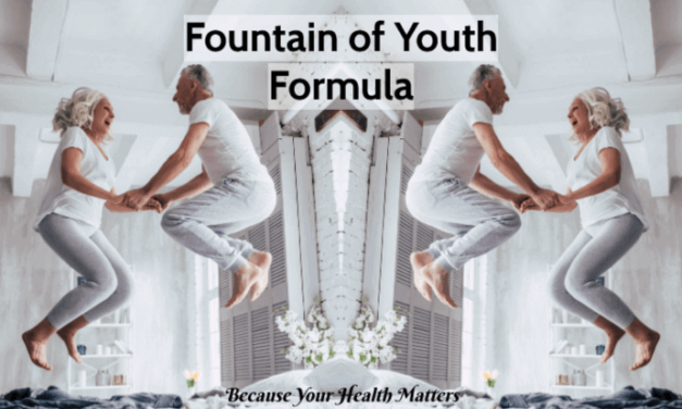 """""""Fountain of Youth"""" Formula: Want to Be Young Again? Embrace it in 2021"""