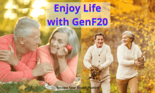 GenF20 Plus System: Feel Great About Life in 2021