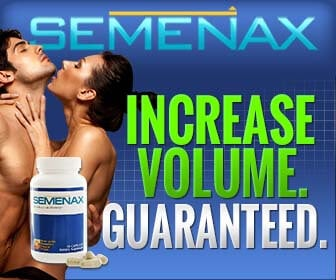 Semenax - Increase Volume with guarantee