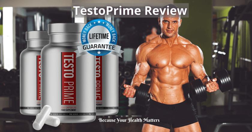 TestoPrime Review
