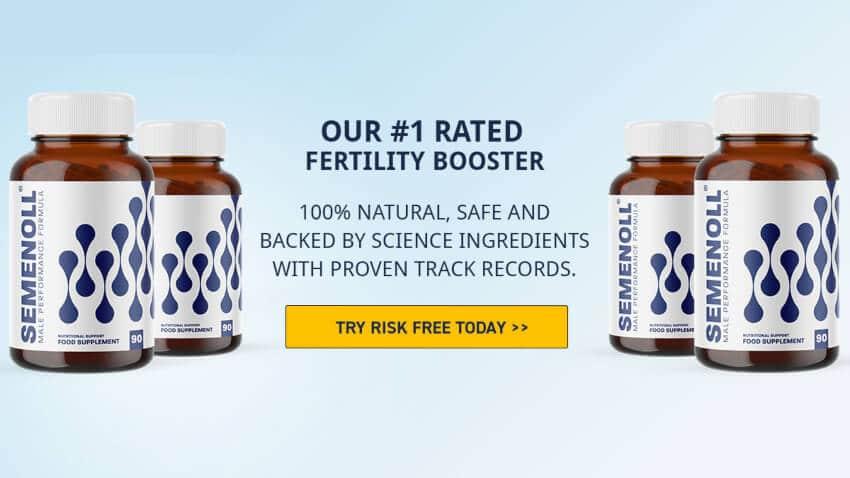 SEMENOLL Fertility Pills
