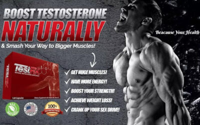 TestRX and Muscle-Building: All New Muscle-Building Formula