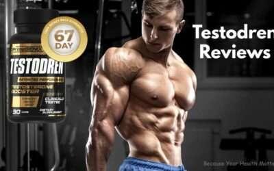Testodren Reviews: 72% Increase in T Levels? Truth Revealed