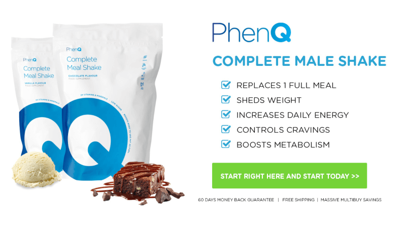 Buy PhenQ Complete Meal Shake